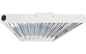 432-Watt T5 High Output Fluorescent Grow Light Fixture
