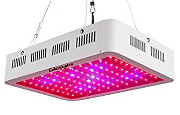 Galaxyhydro 600w LED Grow Light Review