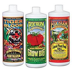 Fox Farm Trio Nutrients Review