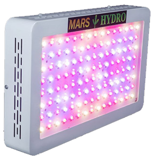 Marshydro 600w LED Grow Light Review