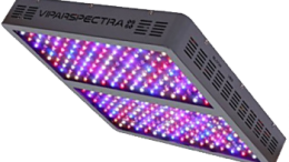 ViparSpectra 1200w LED Grow Light Review