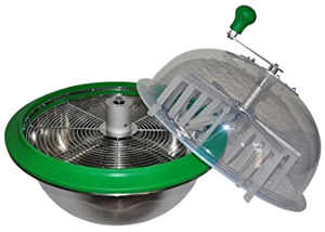 CleanCut Spin Bowl Leaf Trimmer