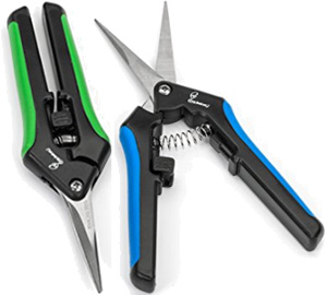 Cannabis Leaf Trimmer Pruner Shears