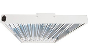 432-Watt T5 High Output Fluorescent Grow Light Fixture