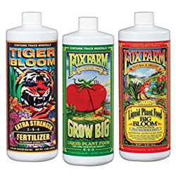 Fox Farm Trio Nutrients Review