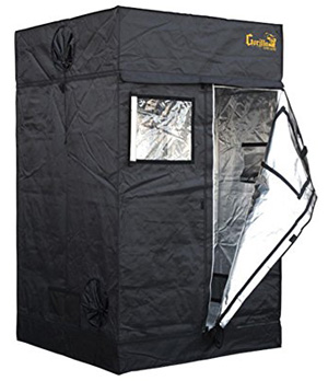 Gorilla Grow Tent 4 by 4-feet Review