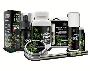 Products of Hemp Oil