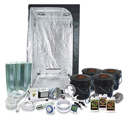 4x4 Grow Tent Kit