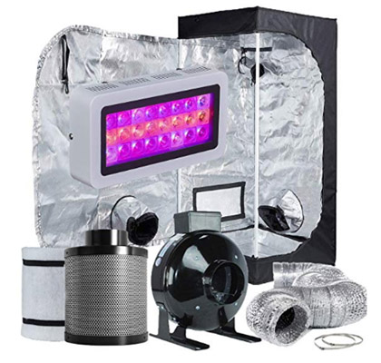 Complete Hydroponic Grow Kits
